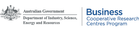 Logo for Department of Industry, Science, Energy and Resources